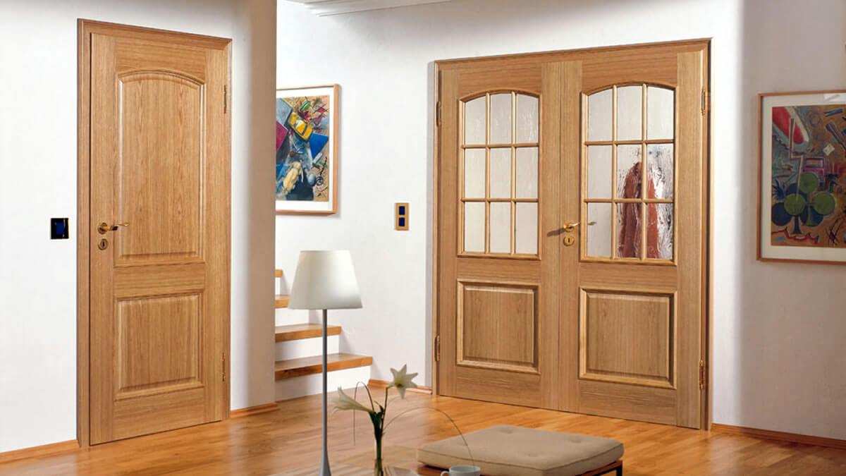 Остъклени нтериорни врати DOOR matic