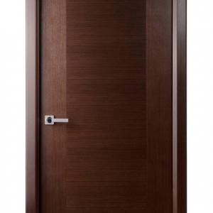 Фурнирована интериорна врата F-003