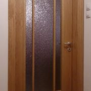 Фурнирована интериорна врата F-010