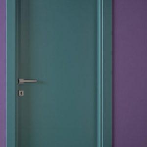 Лакирана интериорна врата L-010
