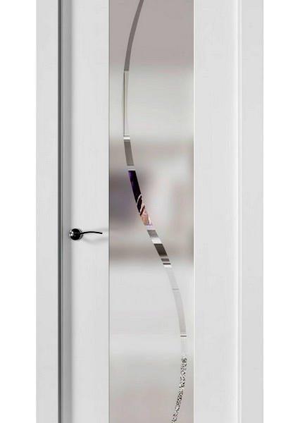 Лакирана интериорна врата L-014