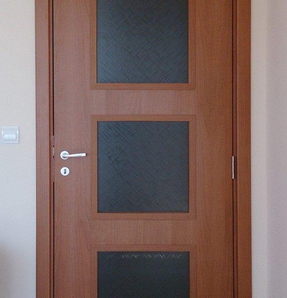 Ламинирана интериорна врата LA-006
