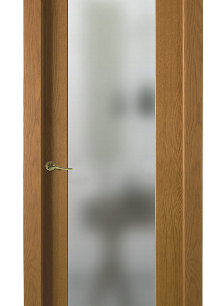 Фурнирована интериорна врата F-009