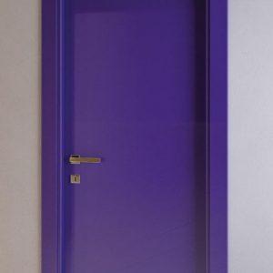 Лакирана интериорна врата L-008