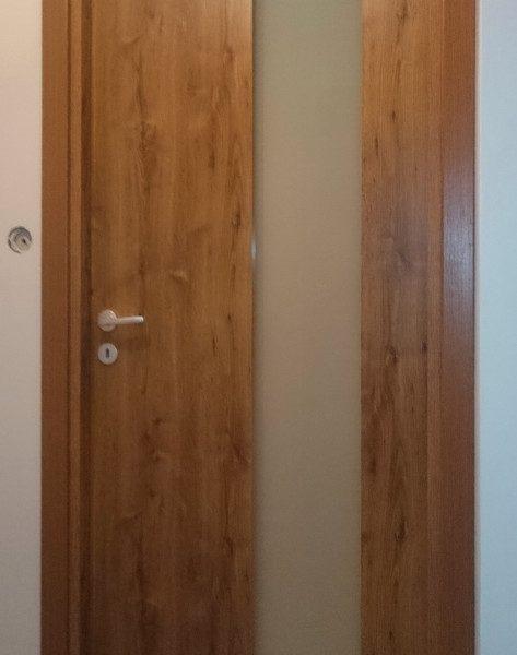 Ламинирана интериорна врата LA-004